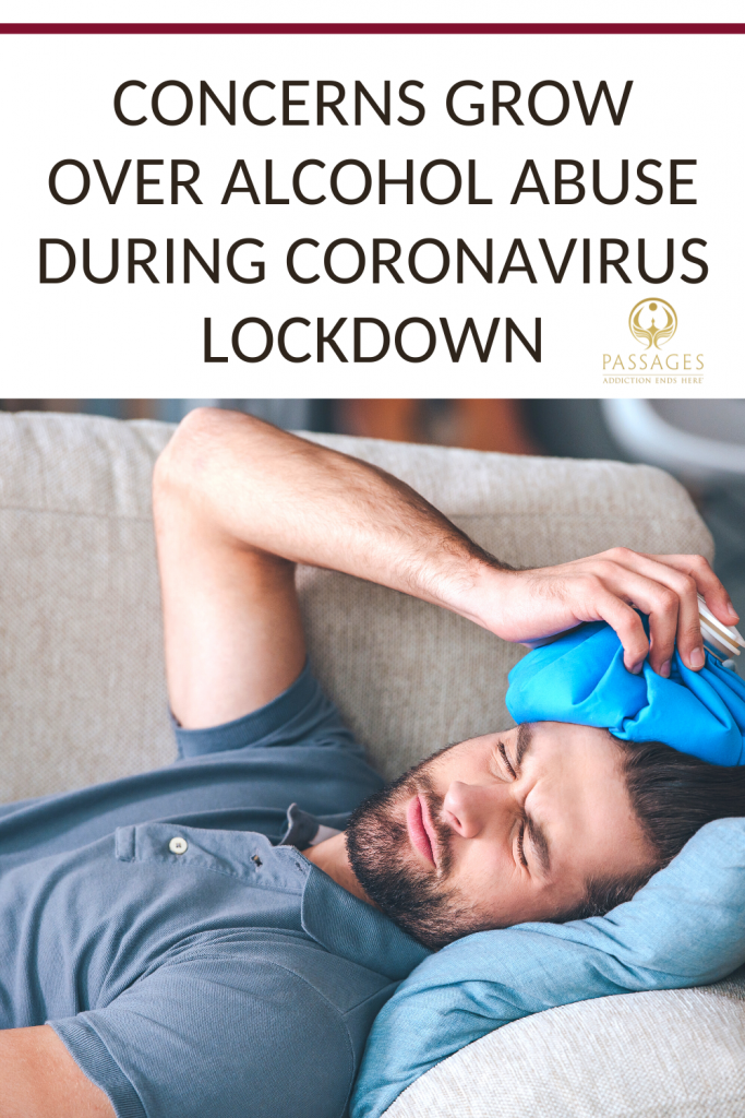 Concerns Grow Over Alcohol Abuse During Coronavirus Lockdown