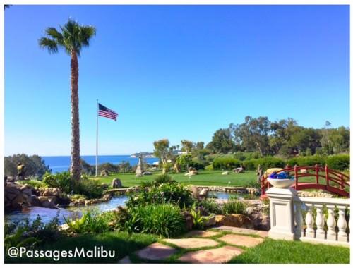 Landscape view at Passages Malibu