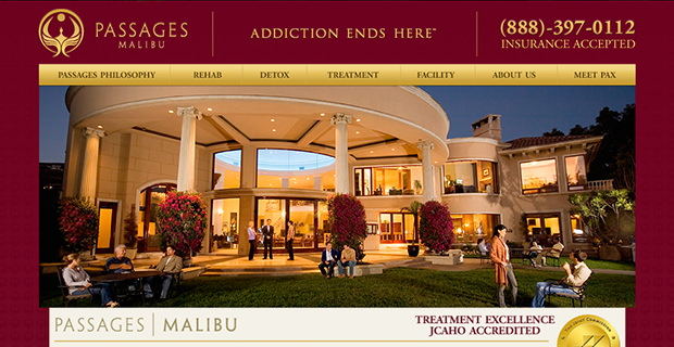 Passages Malibu Launches Innovative New Website