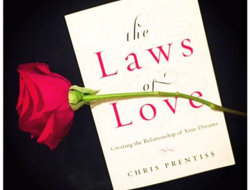 The Laws of Love by Chris Prentiss