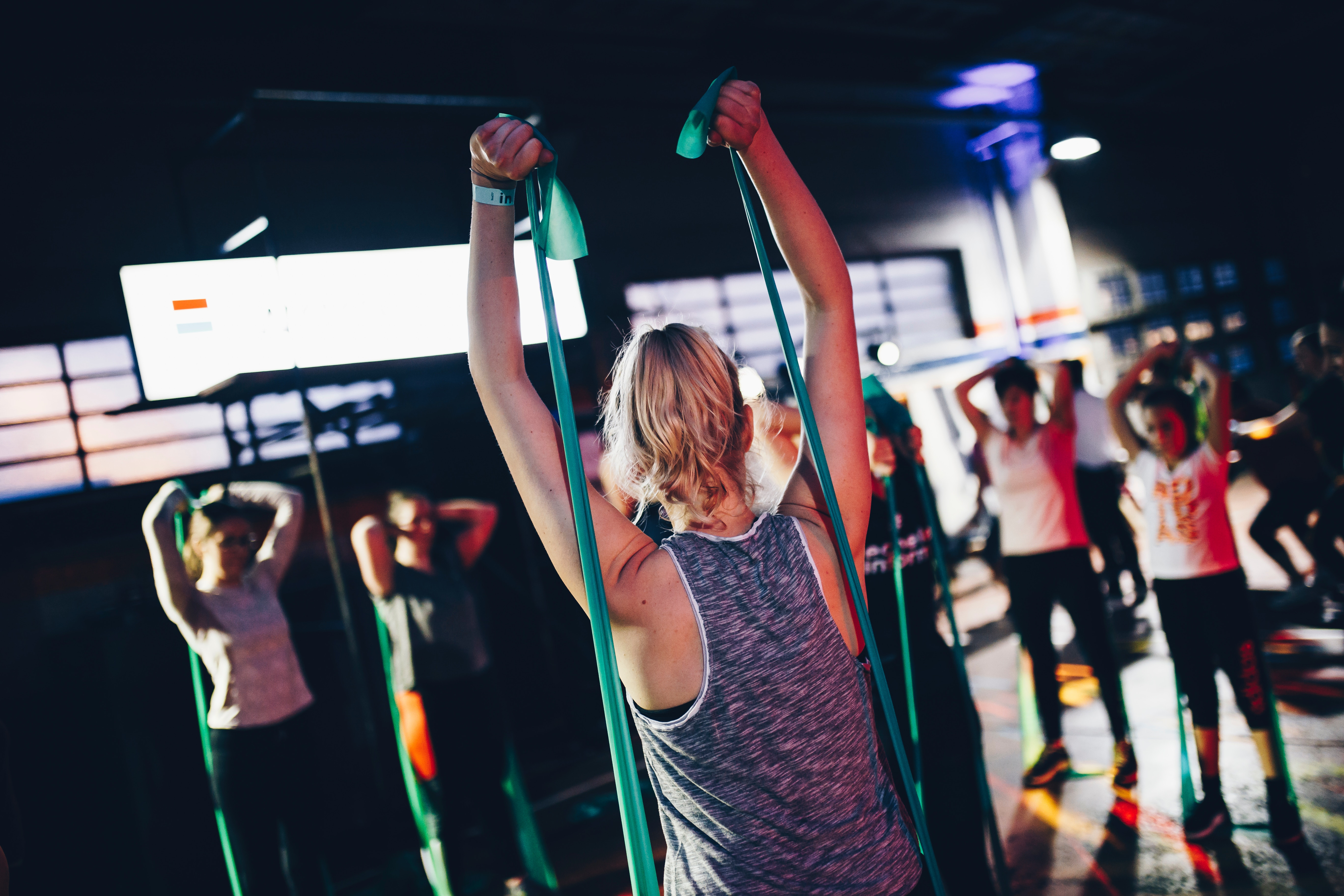 Fitness in Addiction Recovery