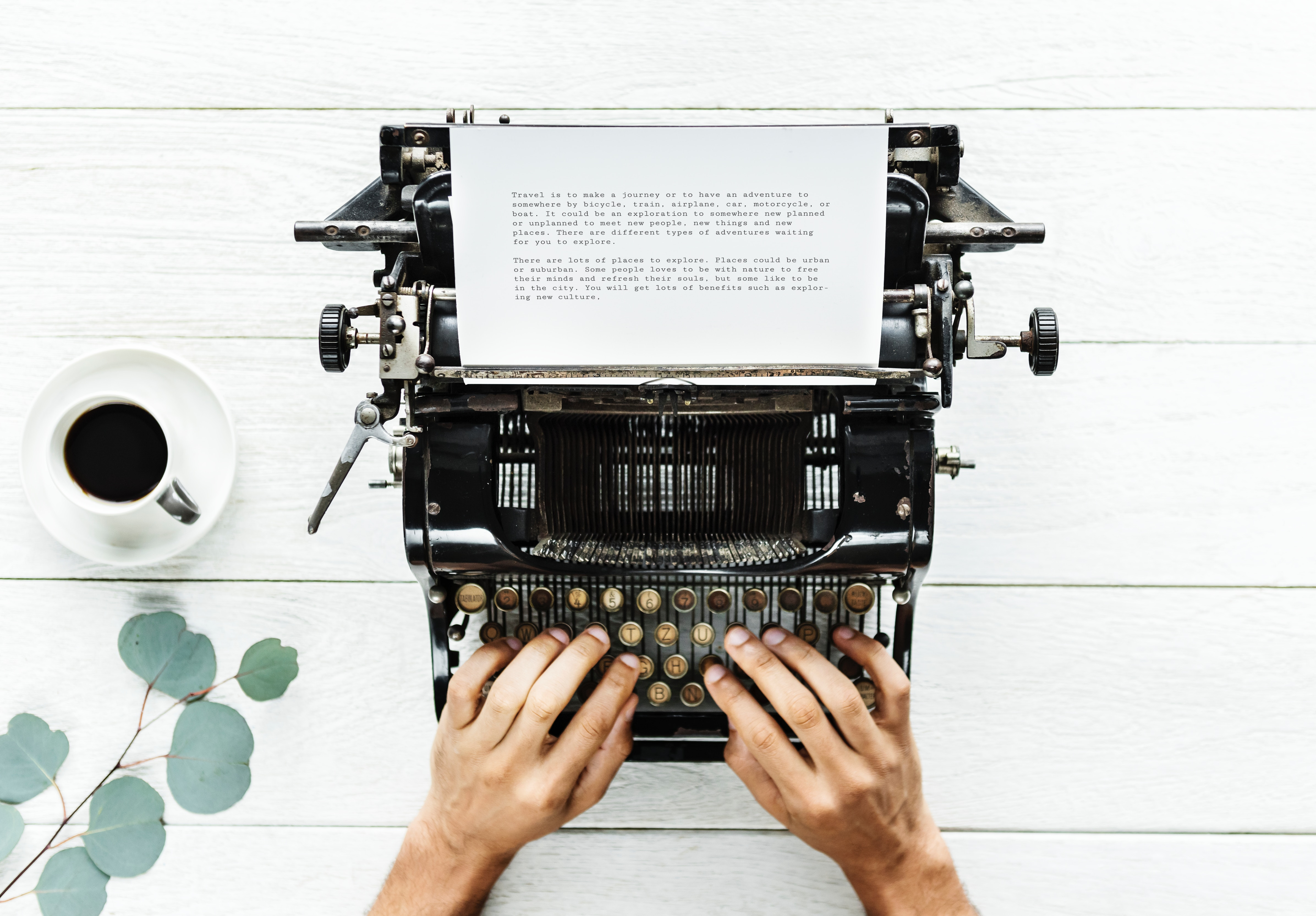Healing Through Writing at Passages Addiction Treatment Centers