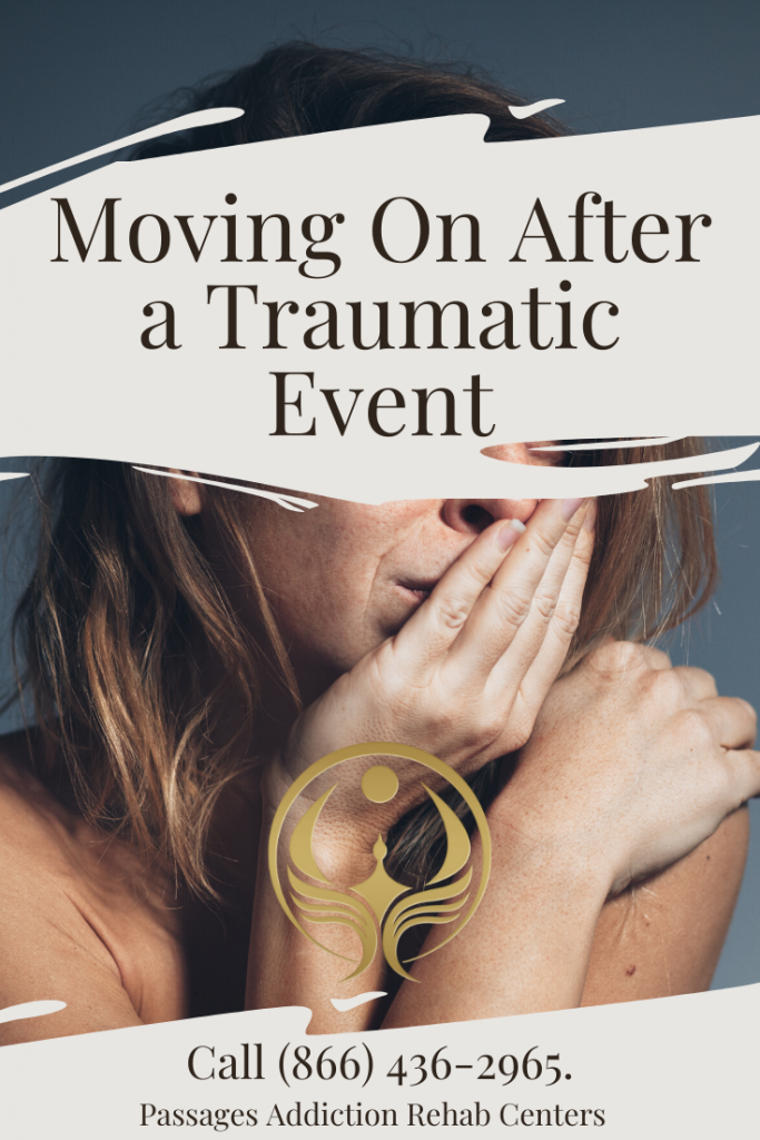 Moving On After a Traumatic Event