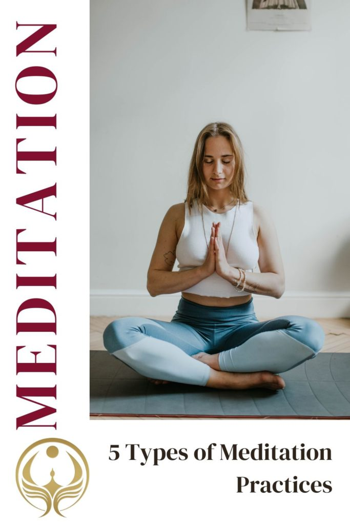 5 Types of Meditation Practices